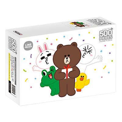 선물 [500피스/직소퍼즐/라인프렌즈/YE272915]