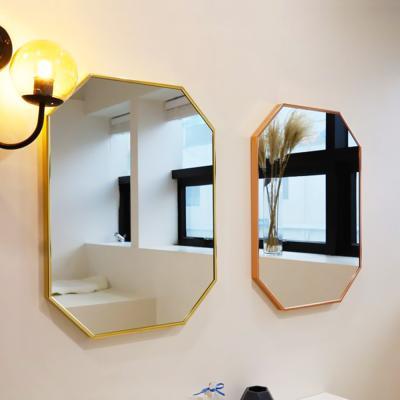 골드 팔각거울 벽거울 인테리어거울 2종 3색 택1