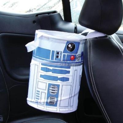 (영국 팔라돈정품) 스타워즈 R2-D2 차량용 쓰레기통
