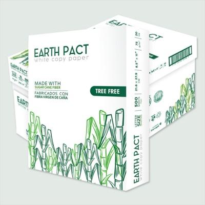 사탕수수 친환경 복사용지 A4 화이트 1박스 2500매