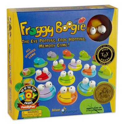 프라기 부기/Froggy Boogie