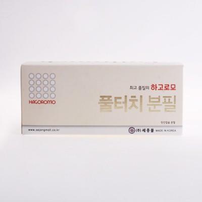 하고로모 분필 - 탄산분필 백색 1통 72(本)