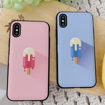 아이폰7플러스 IceCream 카드케이스