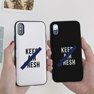 아이폰8 FRESH 카드케이스