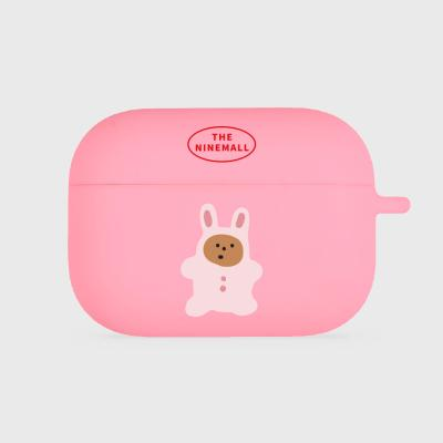 rabbit gummy [에어팟 프로][pink]