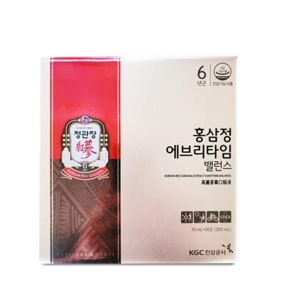 [정관장] 홍삼정 에브리타임 밸런스 (10ml*30포)