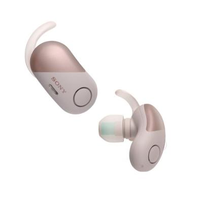 소니 WF-SP700N스포츠 방수 노이즈 캔슬링 이어폰