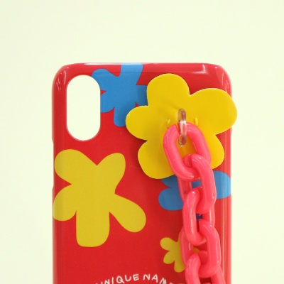 [주문제작]SUN CASE CANDY CHAIN RED