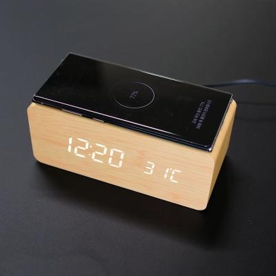 [엑스트라] 노크온 LED시계 WCP160