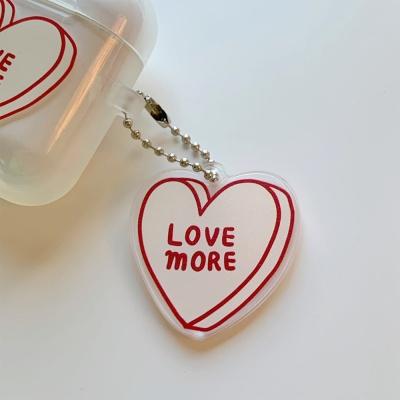LOVE MORE (키링)