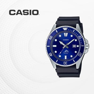 카시오 국내재고 다이버 손목시계 청새치 MDV-106B-2A