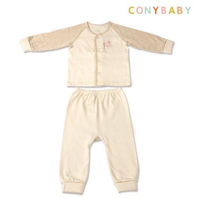 [CONY]오가닉스트라이프내의(아기내복/유아내복)