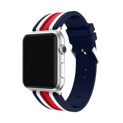 애플워치 밴드 1 2 3 4 5 실리콘 스트랩 시계줄