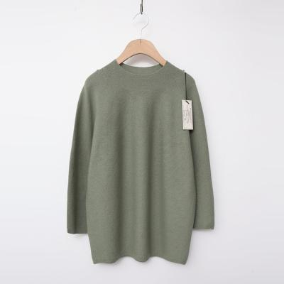 Laine Wool Sweater - 7부소매
