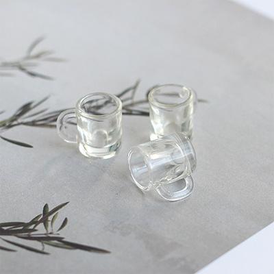 [콩지] 미니어쳐 유리잔 3P