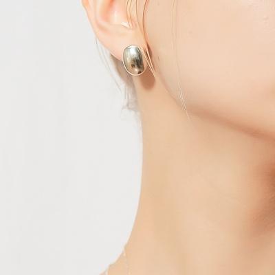 i_e63 - Convex mirror earring