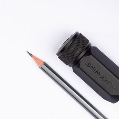 블랙윙 원스텝 샤프너 연필깎이