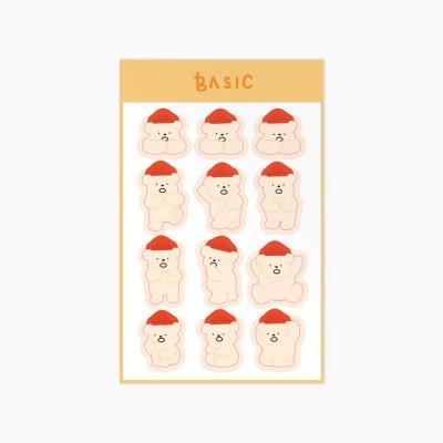 [끙차] BASIC 씰스티커