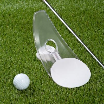 골프 퍼팅연습기 퍼트아웃(화이트) 홀컵 퍼터연습기