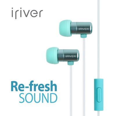 [iriver]아이리버 리프레시사운드 이어폰(ICP-XF101i)
