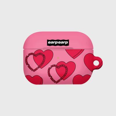 Love Love Love-pink(Hard air pods pro)