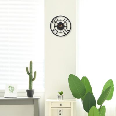 넘버프레임 벽시계