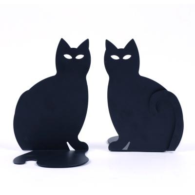 꼬리 고양이 북엔드 (2개1세트)