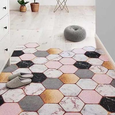욕실의여왕 DIY 인테리어 패턴코일매트 1500x1200mm