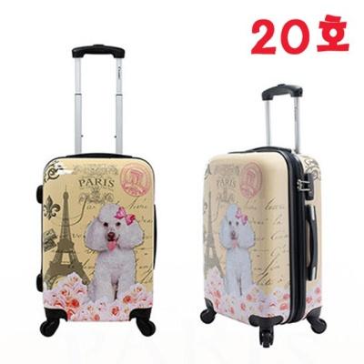 펫콜렉션 기내용 20호 캐리어 (파리) 여행가방 소형