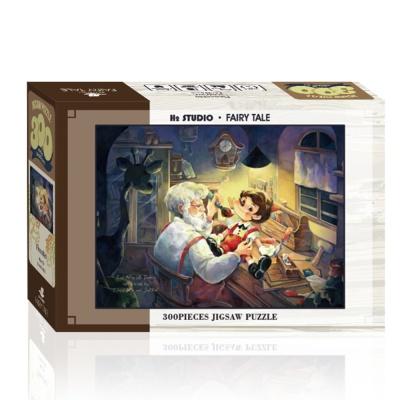 피노키오 직소퍼즐 300피스 D-A03-002