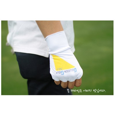[빠띠라인] 국내생산 골프용 손등토시 2종택1