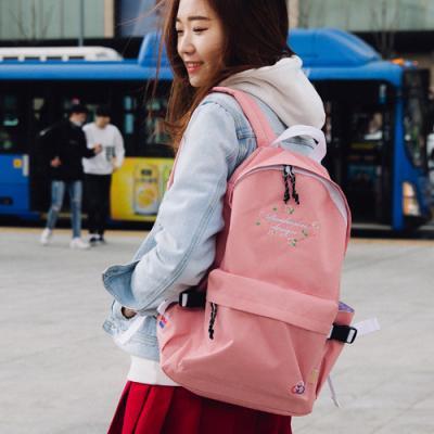 무궁화 백팩 (핑크)