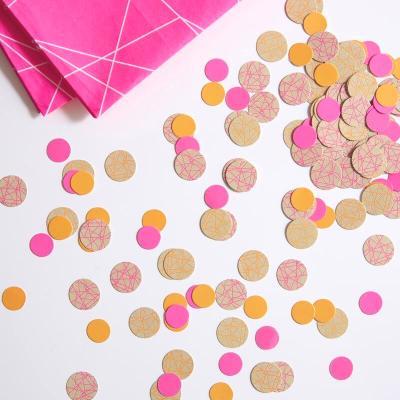 네온 테이블 컨페티 Neon Table Confetti GR