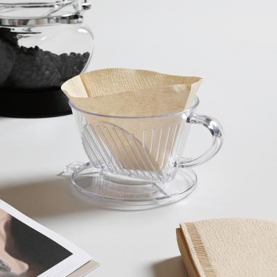 커피 여과지 콘 필터 1-2인 100매