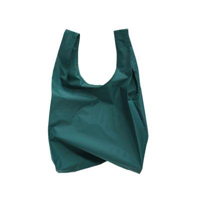 [바쿠백] 휴대용 장바구니 접이식 시장가방 Malachite