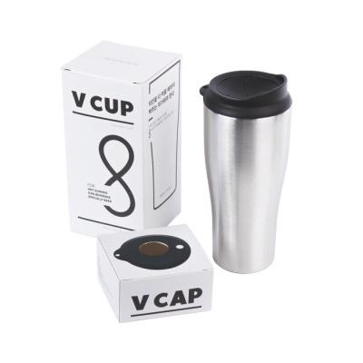 이중진공스텐텀블러 V CUP (브이컵)