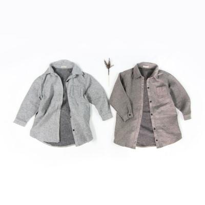 [아이]크로키기모자켓셔츠