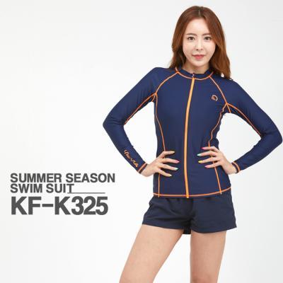 쿠기 남성 래쉬가드 상의 단품 KF-K325