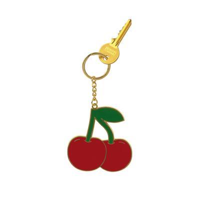[도이] 오버사이즈 체리 열쇠고리 자동차 키링