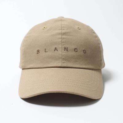 남녀공용 면 볼캡 (Blanco 베이지)