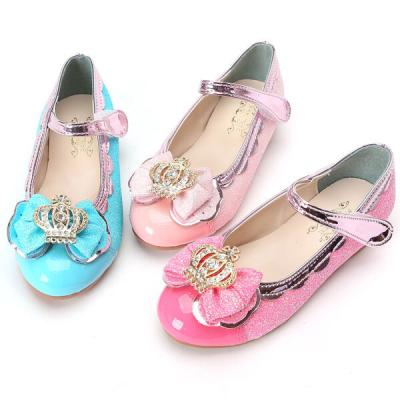 마미 브론지 160-210 유아 아동 키즈 여아 구두 신발