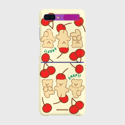 Cherry nini-ivory(Z플립-하드)
