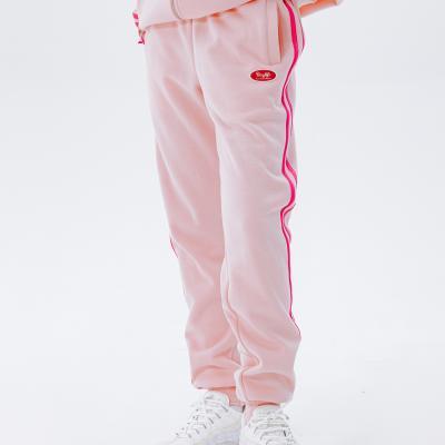 데이라이프 라인 스웨트 팬츠 (핑크)