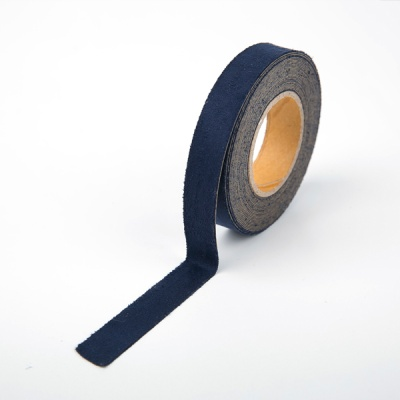 [홀리코] 10color 스웨이드 접착 테이프 - 네이비