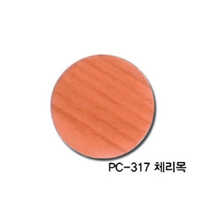 [현진아트] PC무늬보드롱 5T (PC-317체리목) 6x9 [장/1]  116059