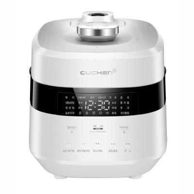 쿠첸 6인용 열판 전기압력 밥솥 CJS-FE0602SDVF