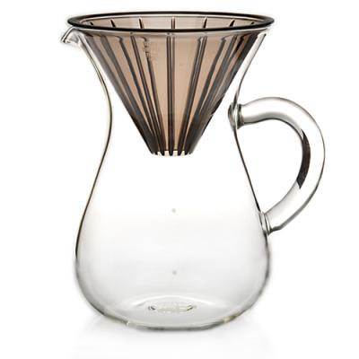 Whatcoffee킨토 SCS 플라스틱 카라페 세트 600ml
