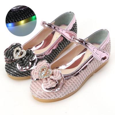 마미 루비LED구두 150-200 유아 아동 키즈 구두 신발