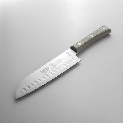발고비아 페이퍼스톤 할로우 엣지 한국형 식칼 18cm