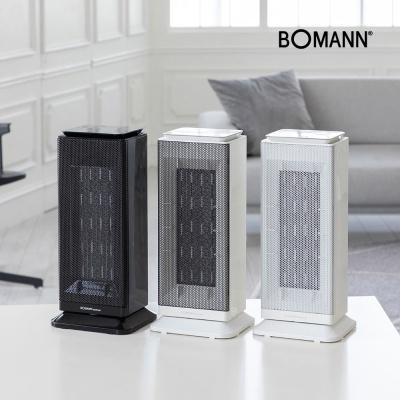 보만 가정용 온풍기 EH5200 미니 전기히터 블랙